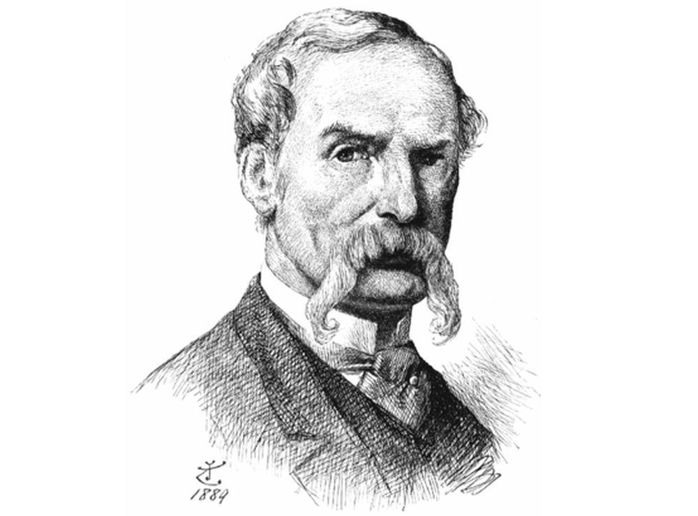 Sir John Tenniel Selbstporträt