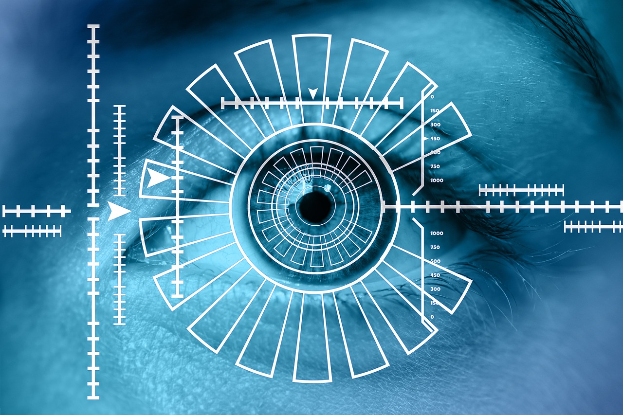 Smartphone Iris Scanner