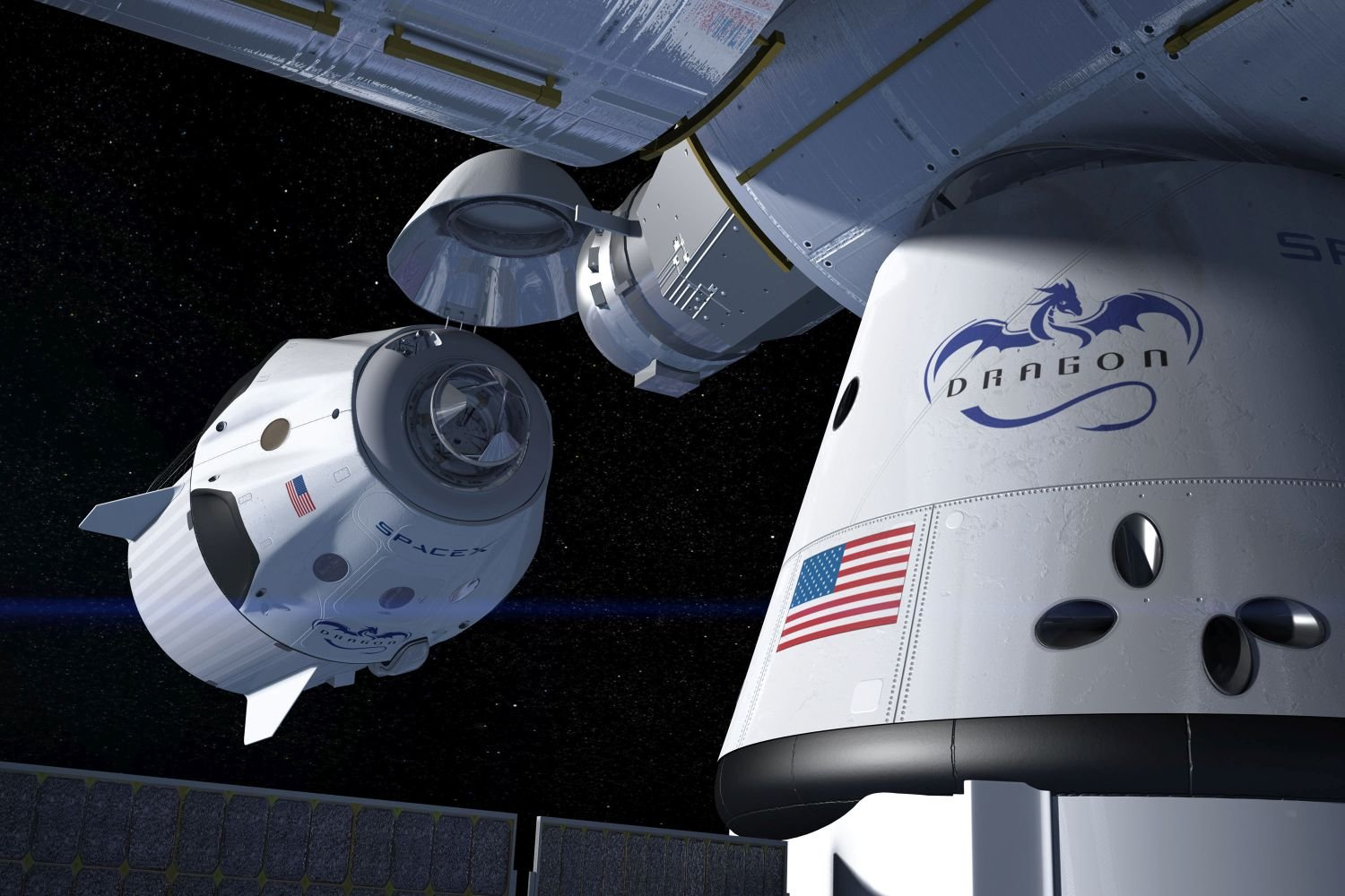 SpaceX NASA Crew Dragon