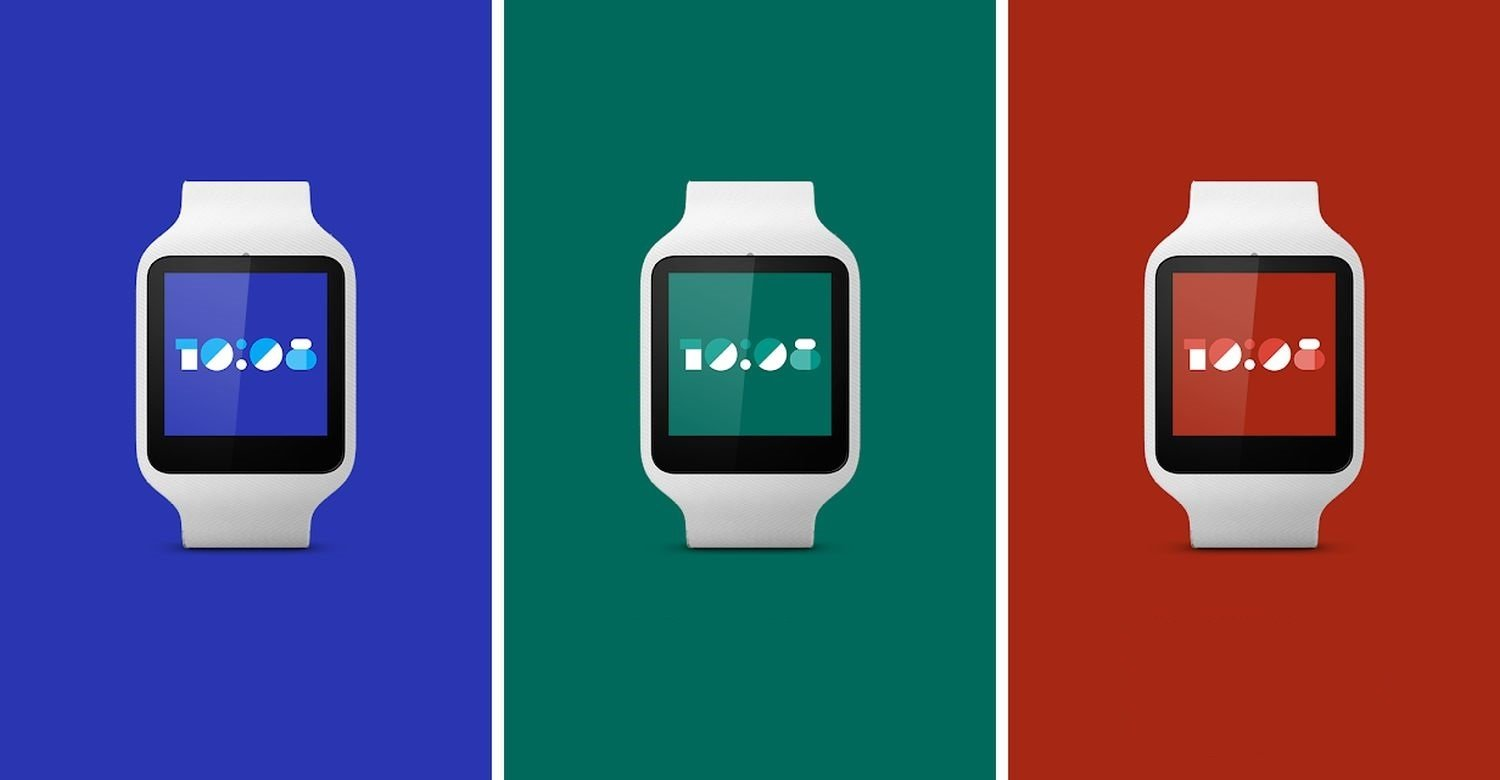 Wear OS Watch Face FORM