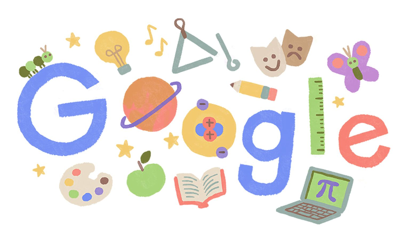 Weltlehrertag Google Doodle Tag der Lehrer 2020
