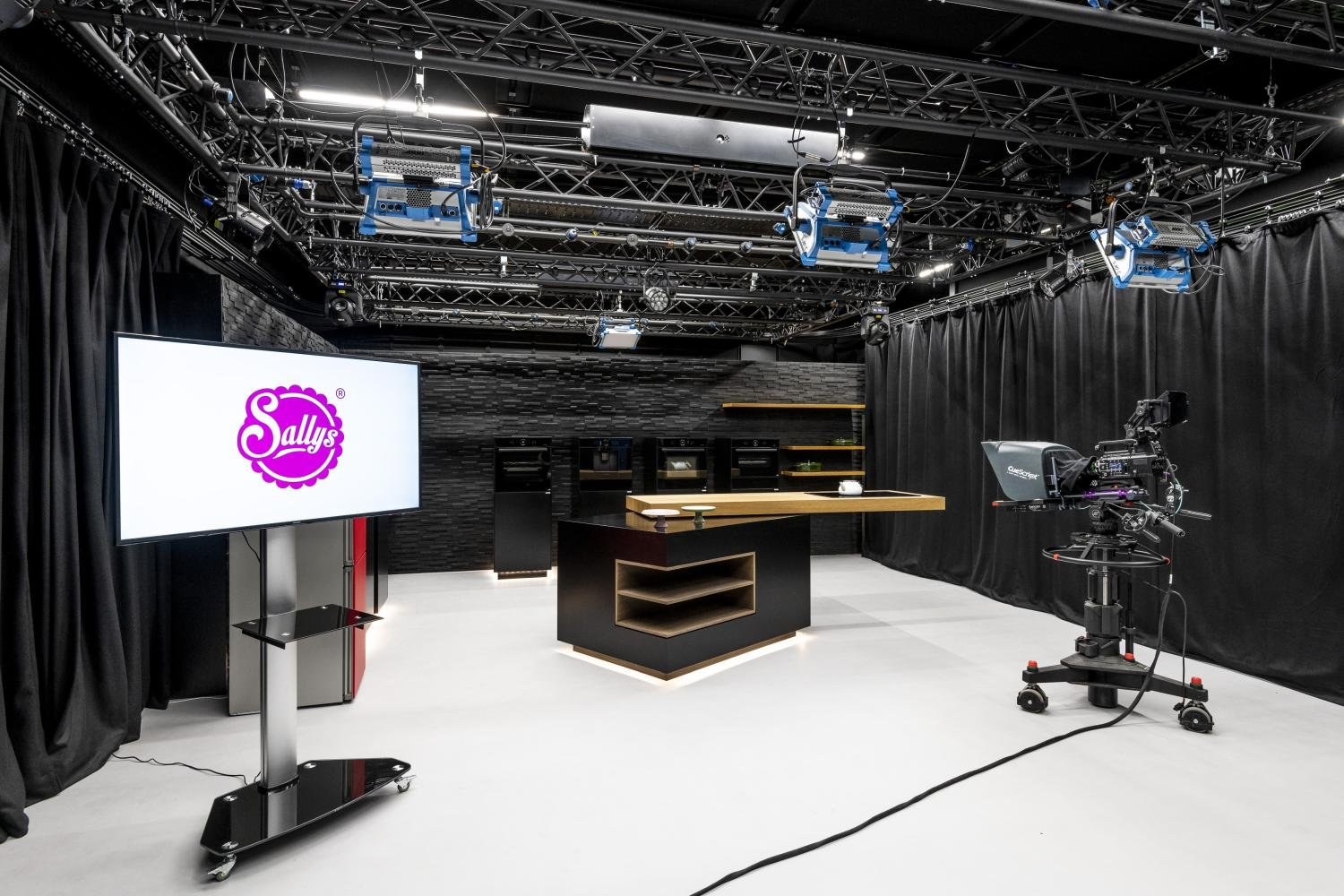 YouTube Space Berlin Studio 2
