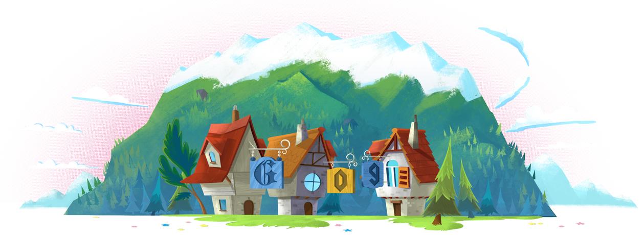 Zugspitze Erstbesteigung Google Doodle