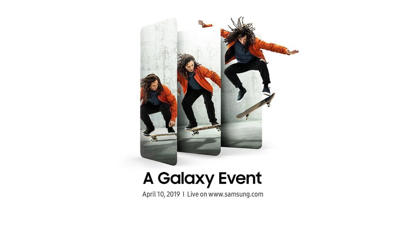 a galaxy event livestream