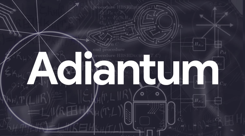 adiantum logo