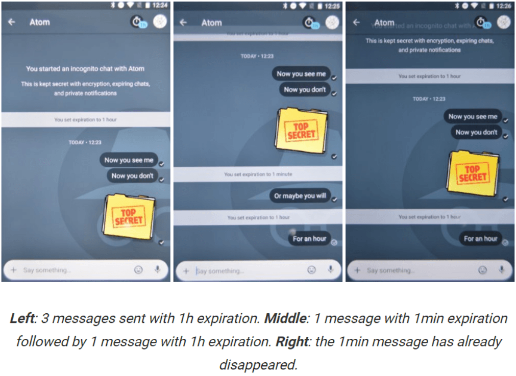 allo messages