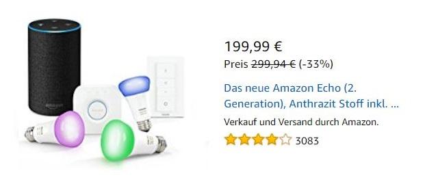 Amazon Aktion