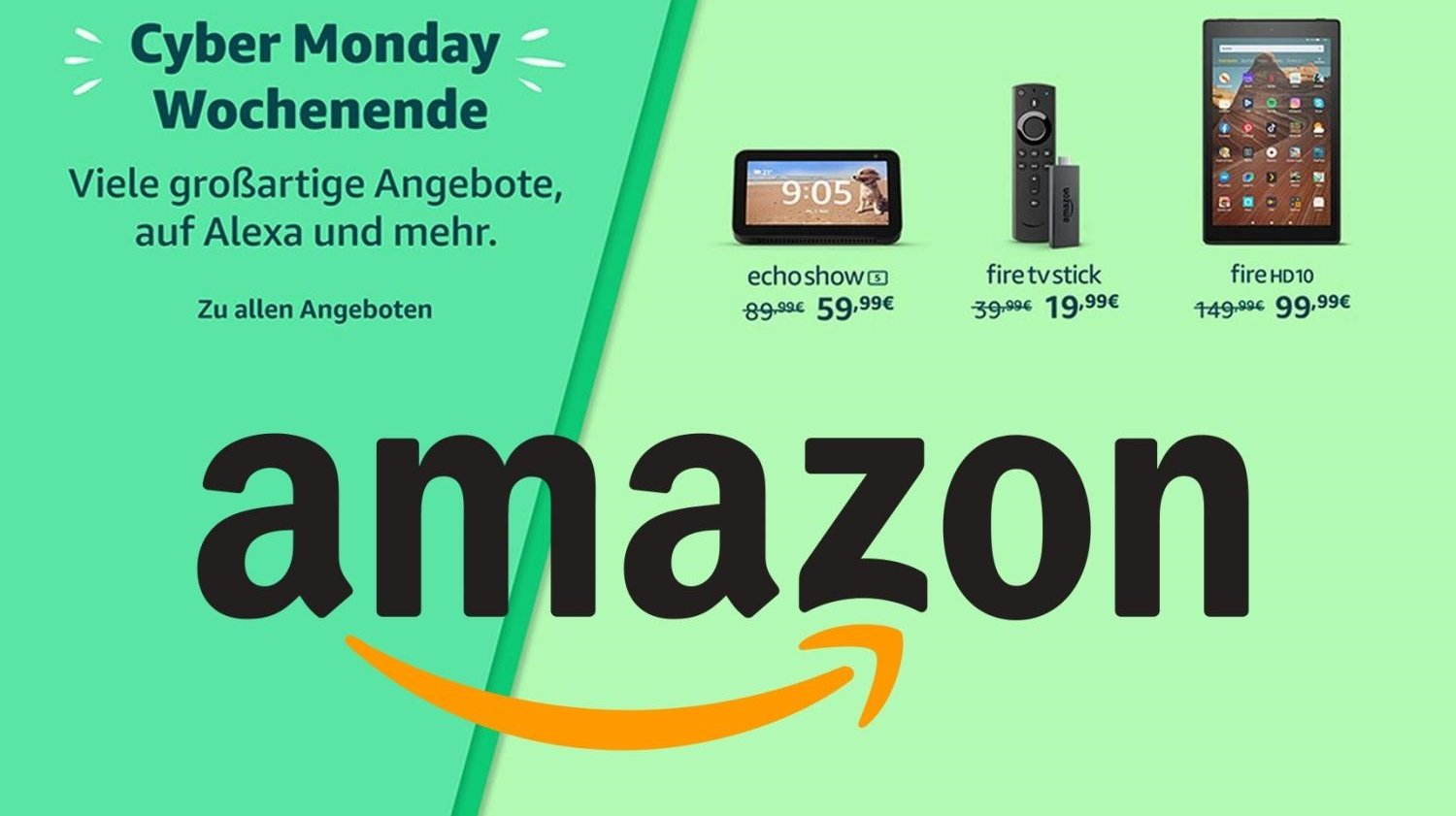 amazon cyber monday logo