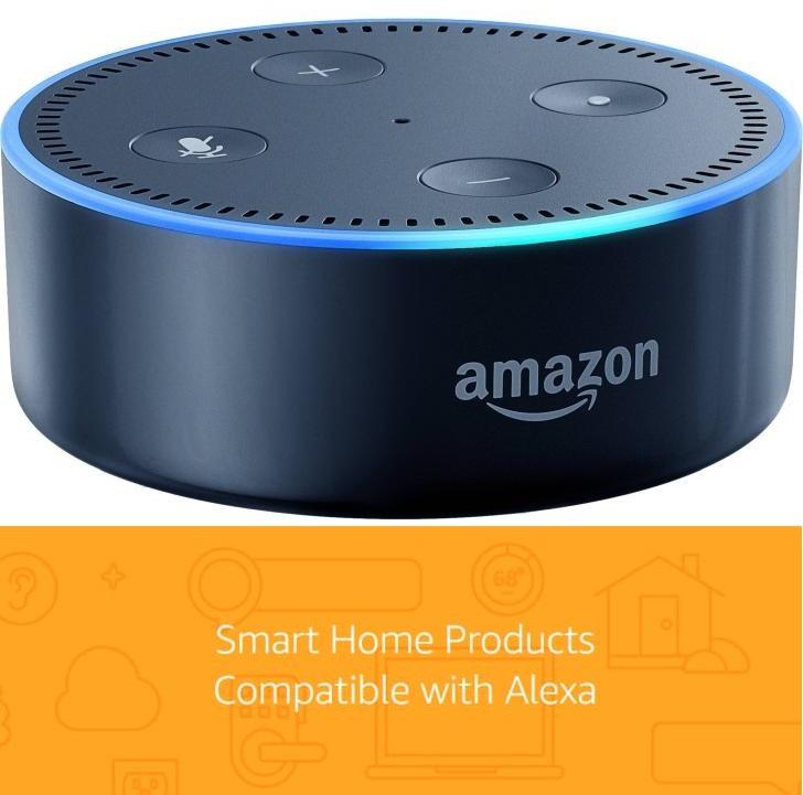 amazon echo dot smart home