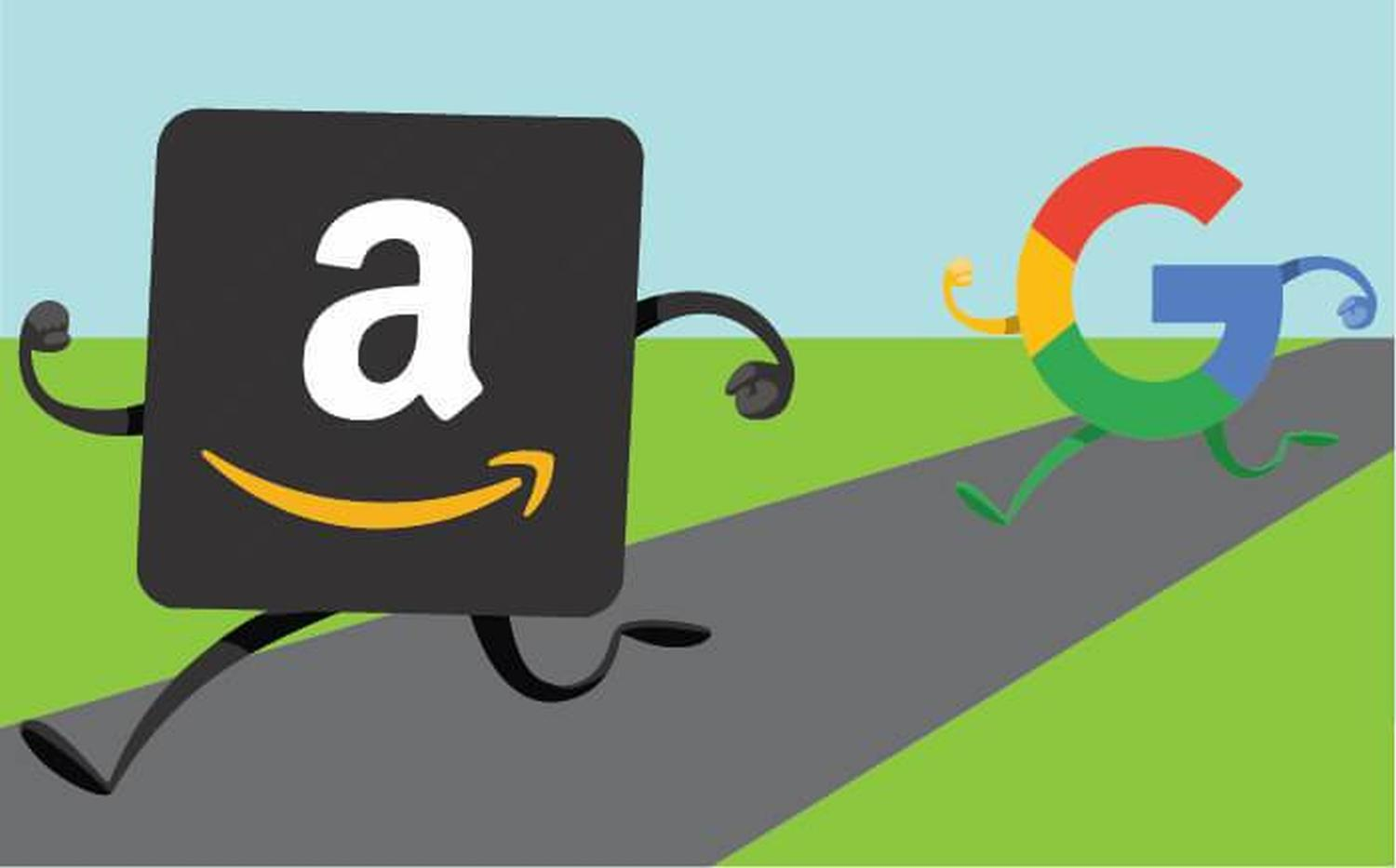 amazon google logo