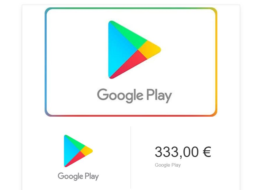 amazon google play guthaben