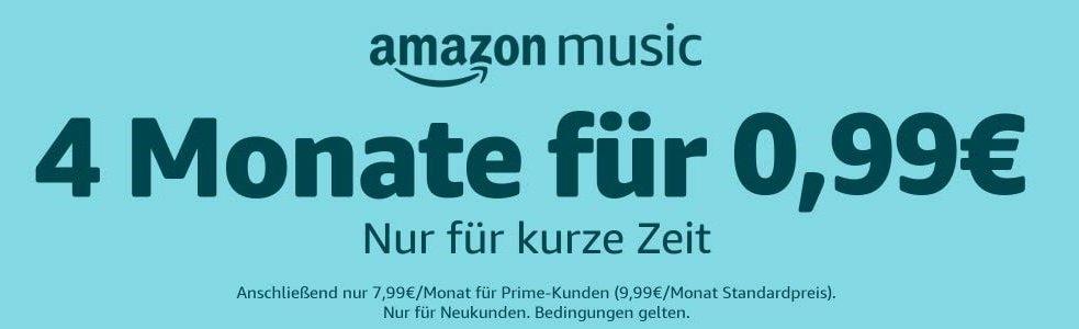 amazon music aktion