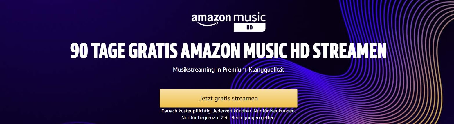 amazon music hd stream