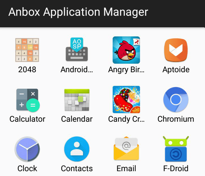 anbox android
