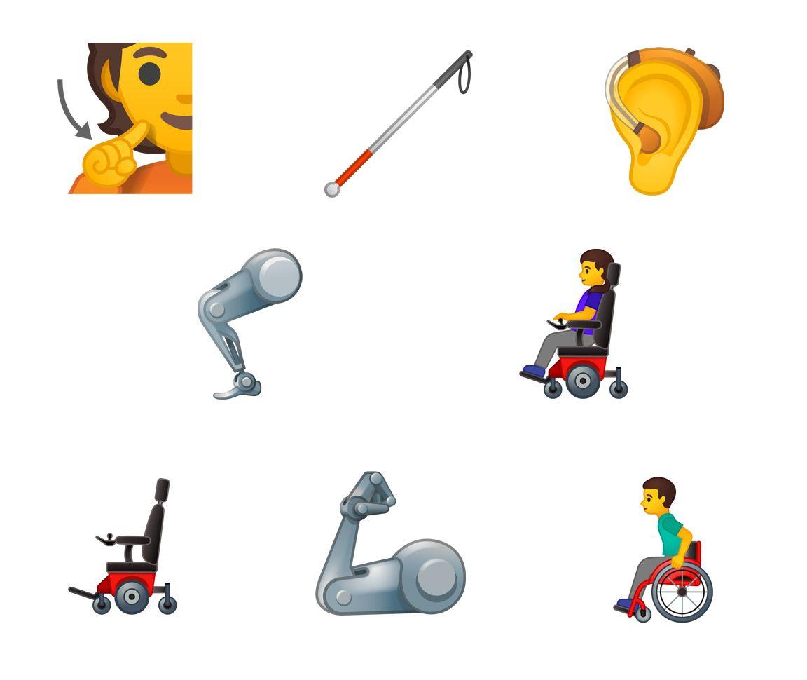 android 10 new emoji 1