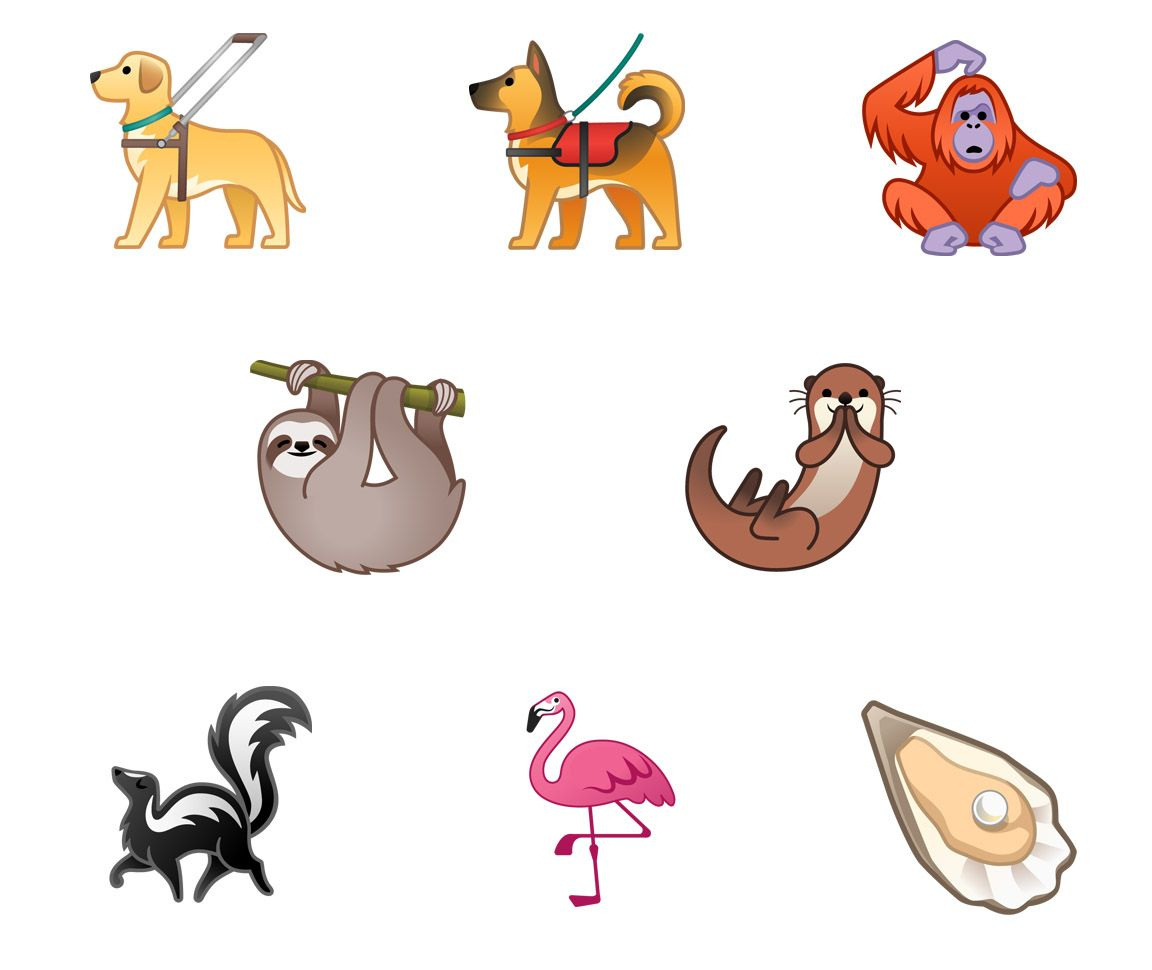 android 10 new emoji 2