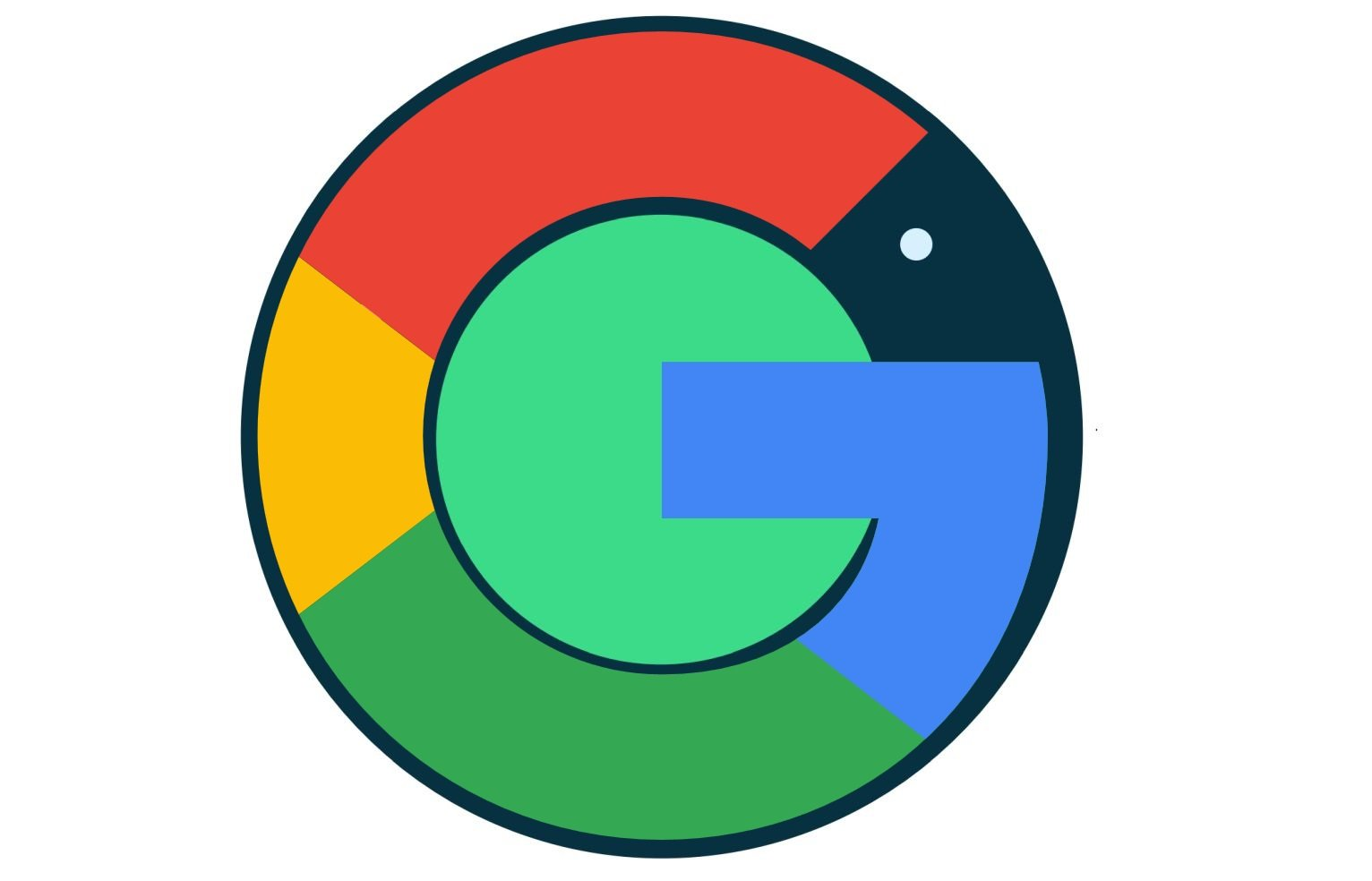 android 11 google logo merged