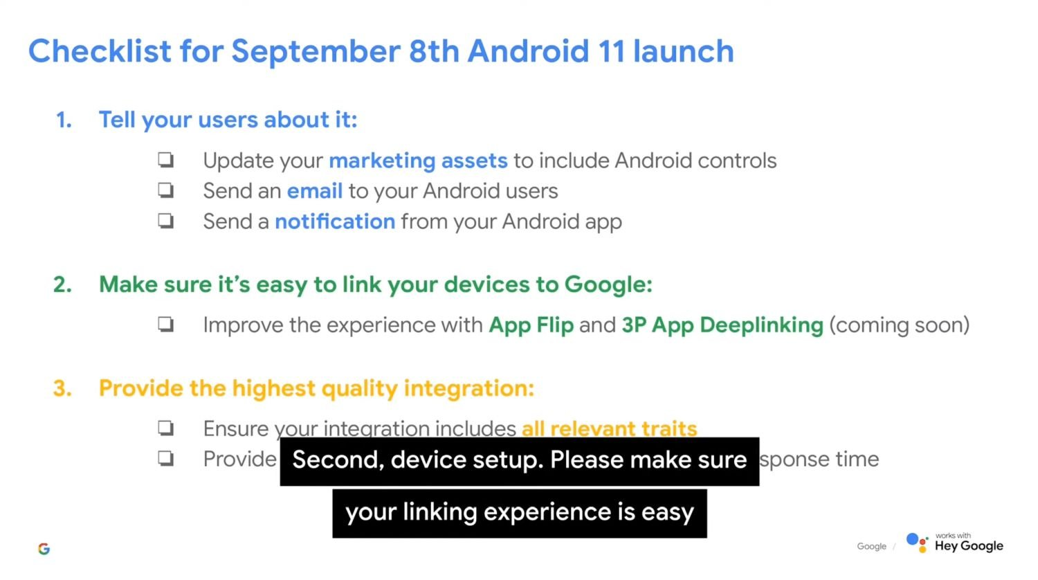 android 11 september launch