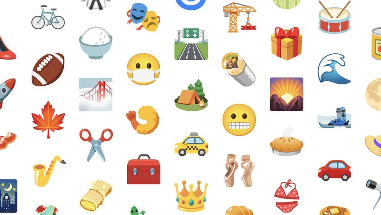 android 12 emojis