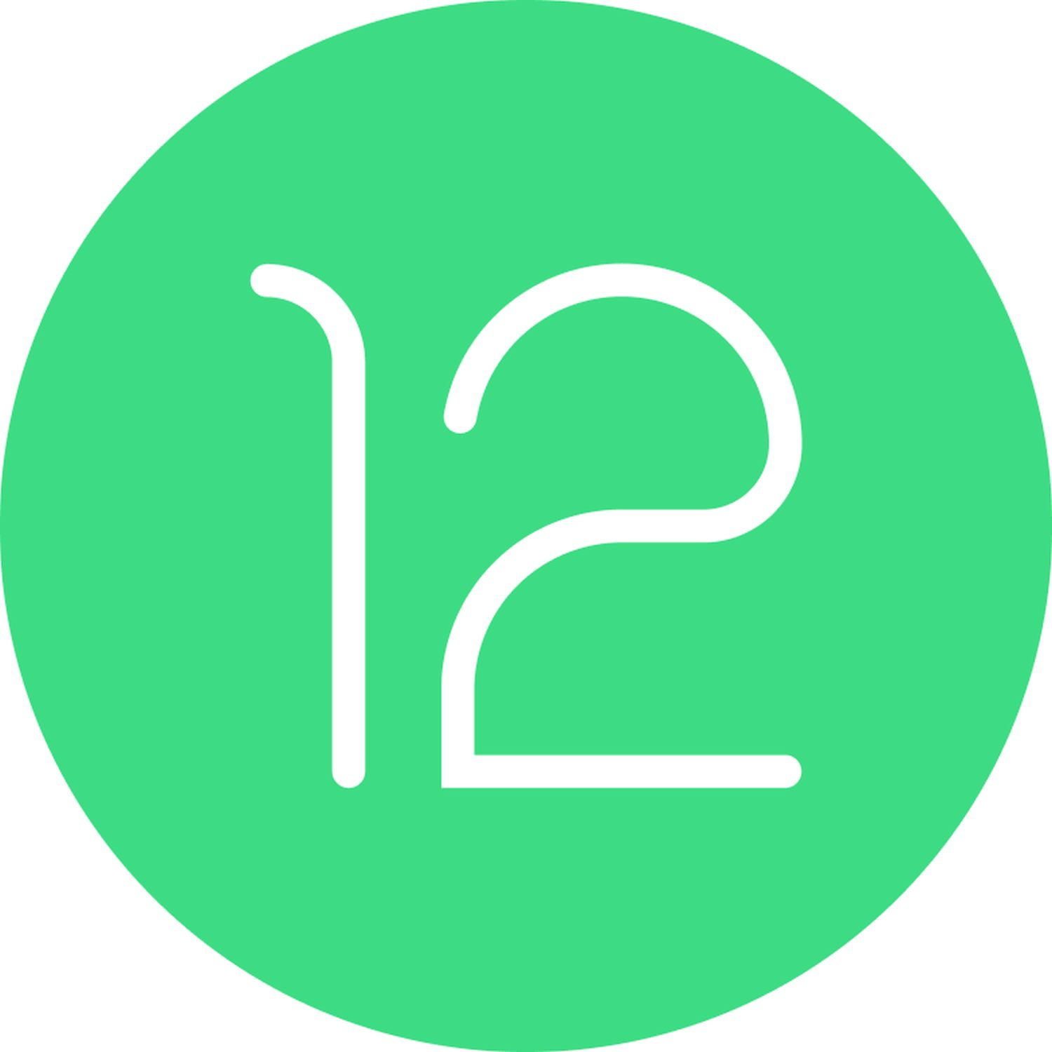 android 12 logo
