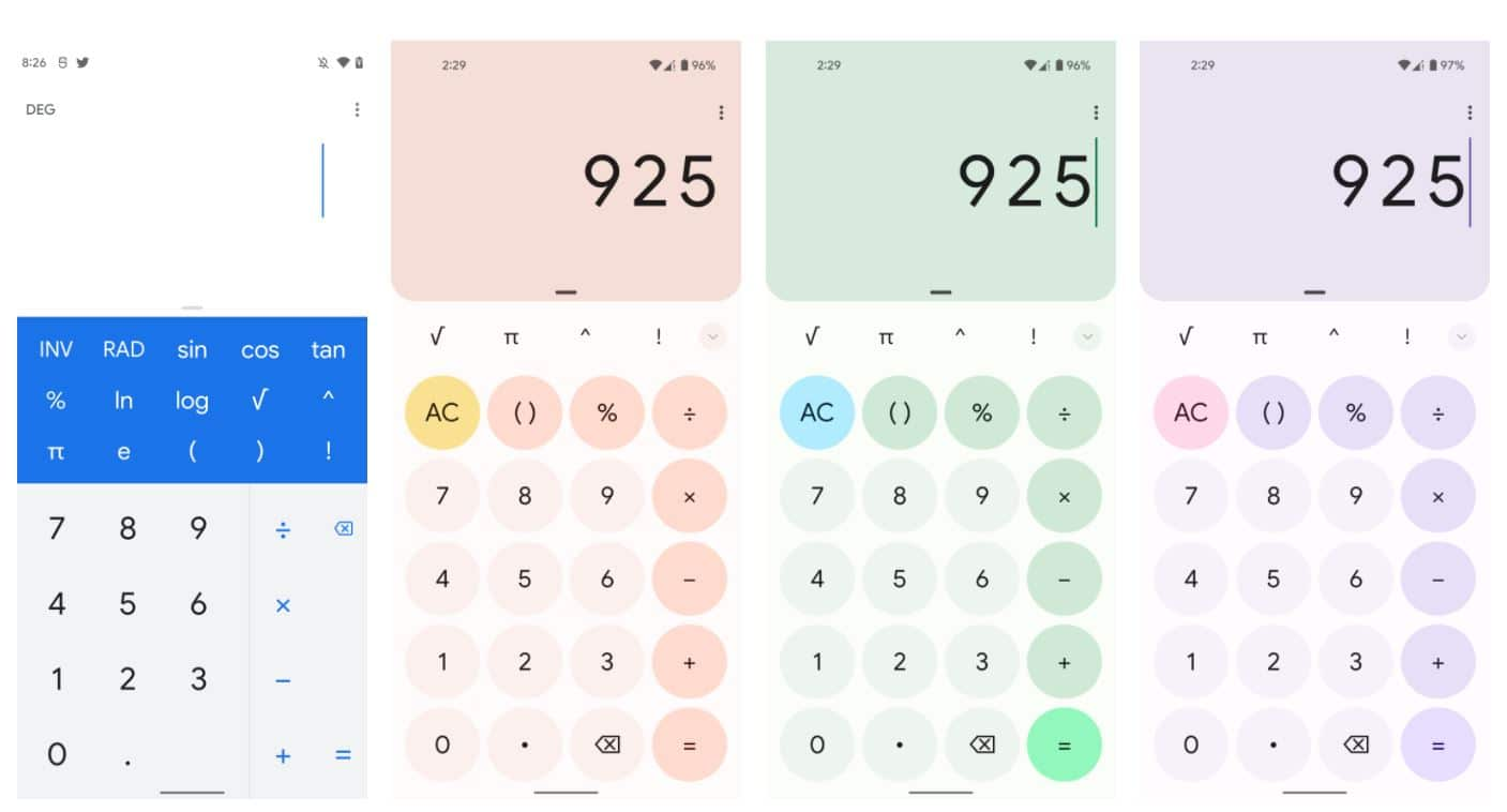 android 12 material you design