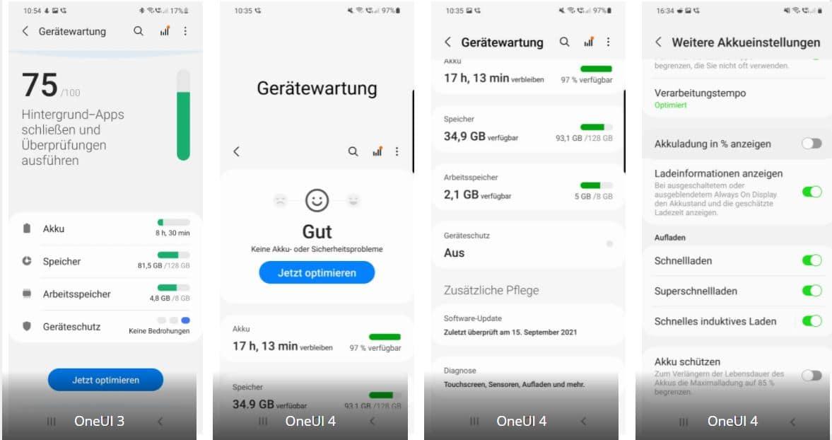 android 12 samsung oneui 4 beta