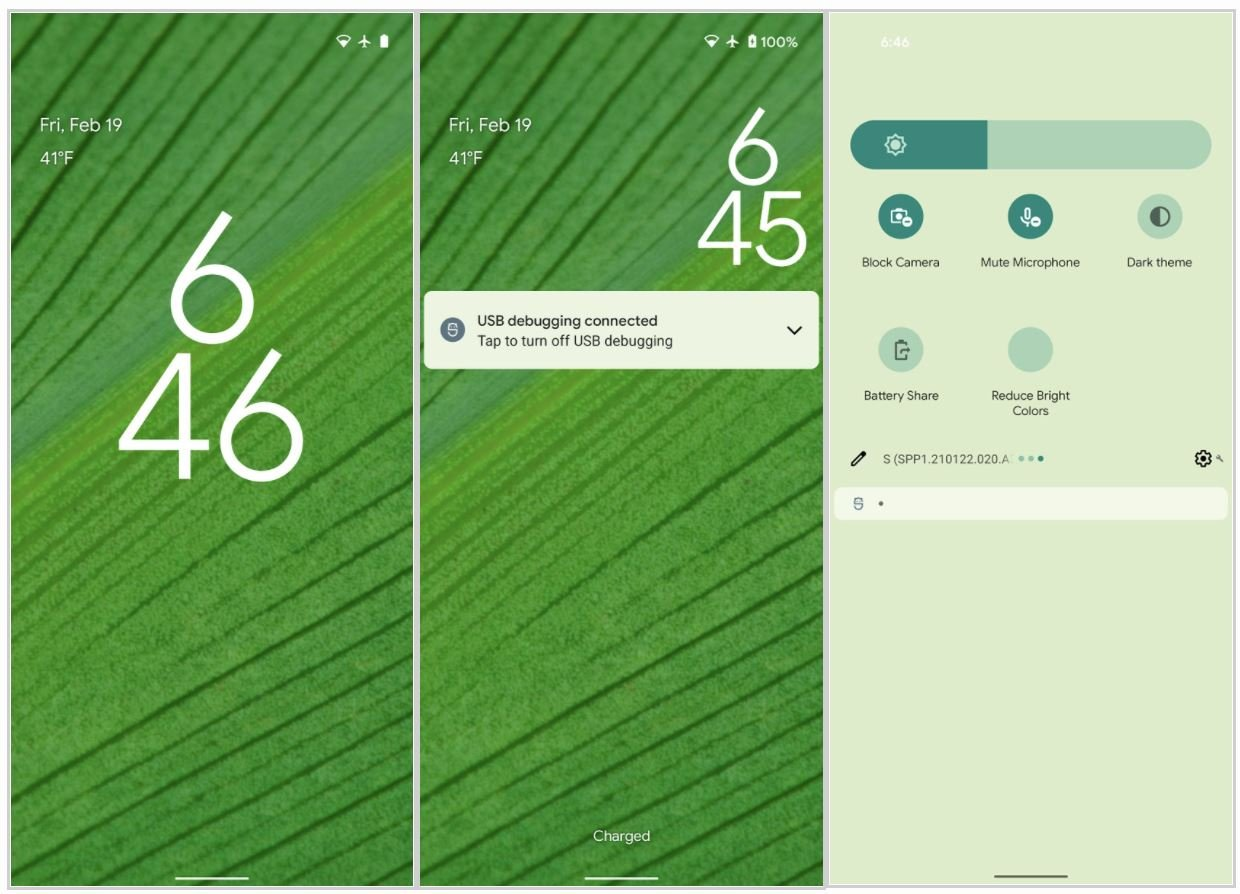 android 12 wallpaper theme design 4