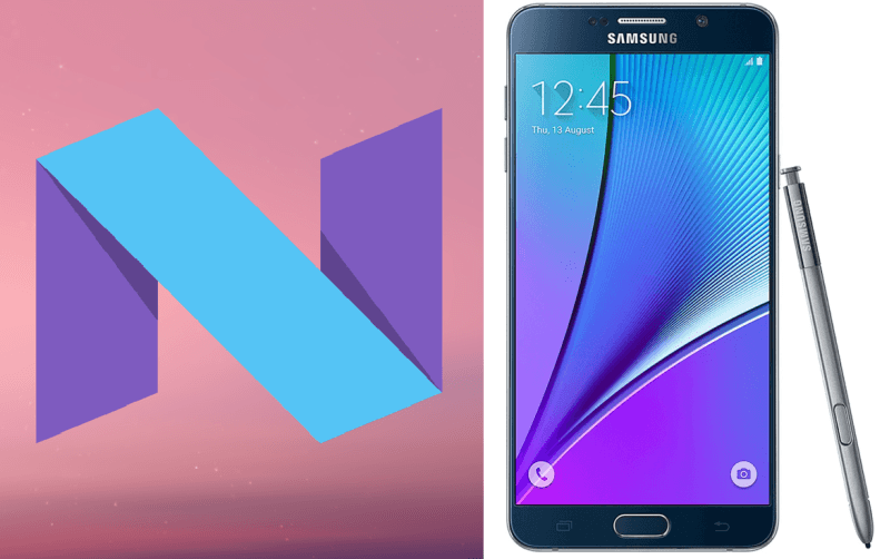 android N Note 6