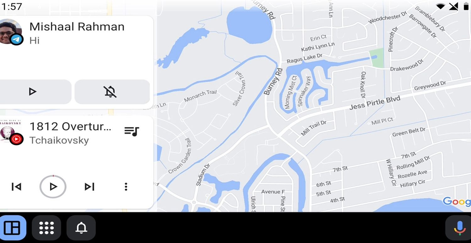 android auto coolwalk design 4