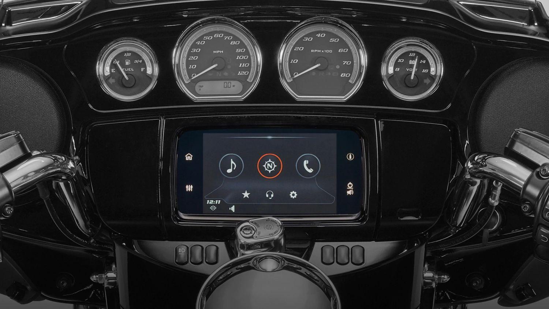 android auto harley davidson
