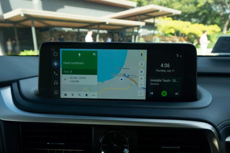 android auto splitscreen 2