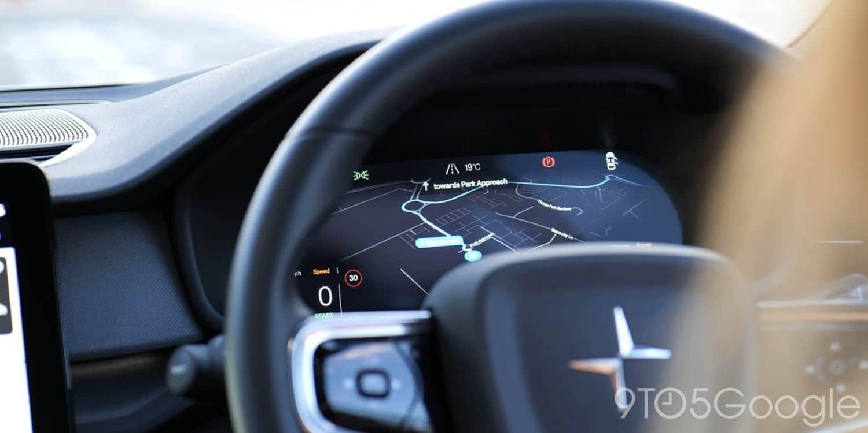 android automotive polestar 1