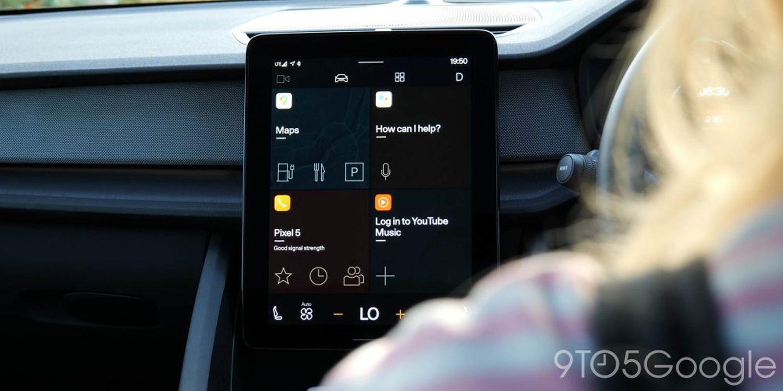 android automotive polestar 5