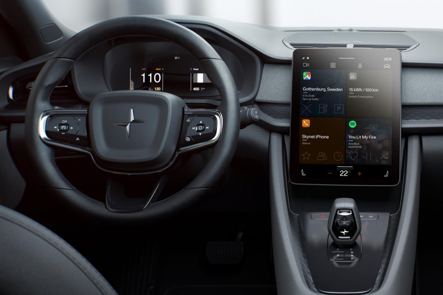android automotive volvo polestar