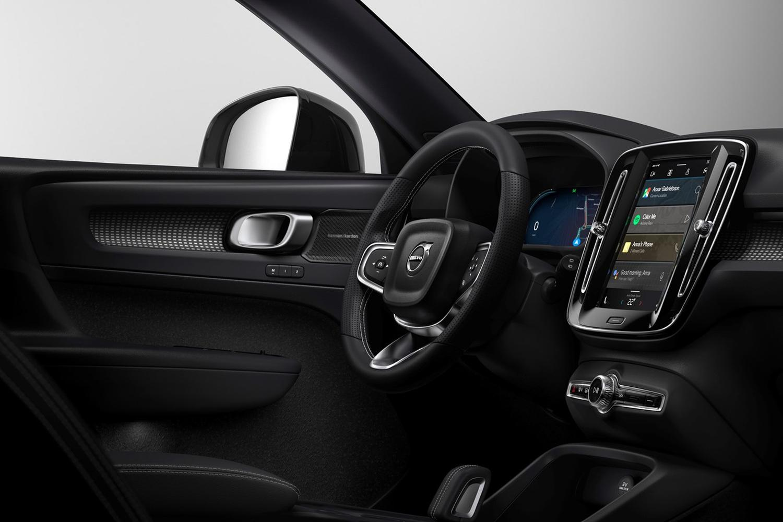 android automotive volvo xc40 2
