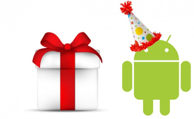 android birthday