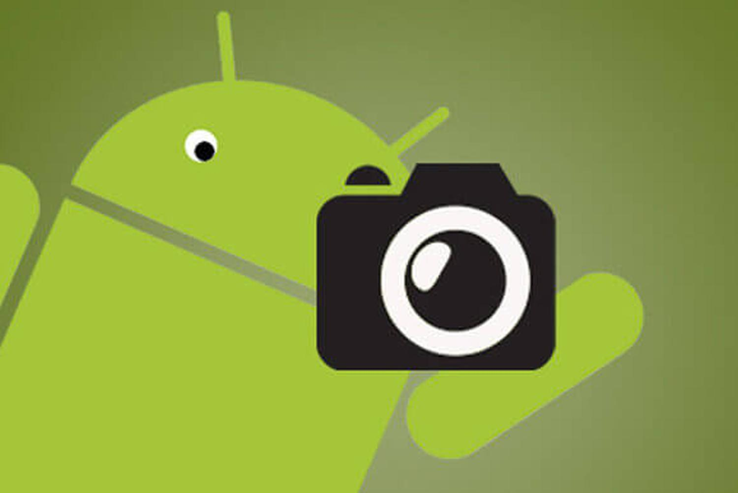 android camera logo