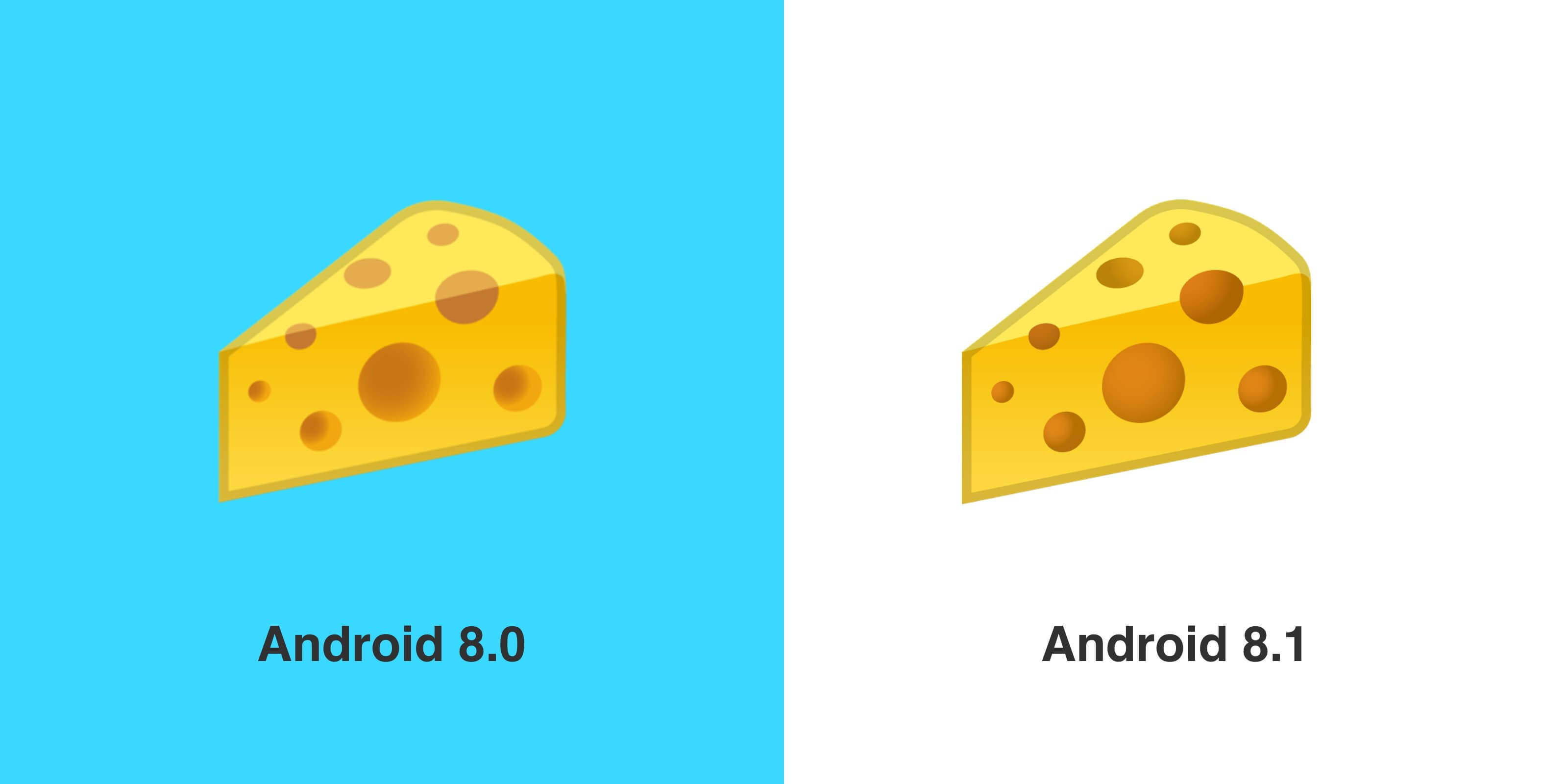 android cheese