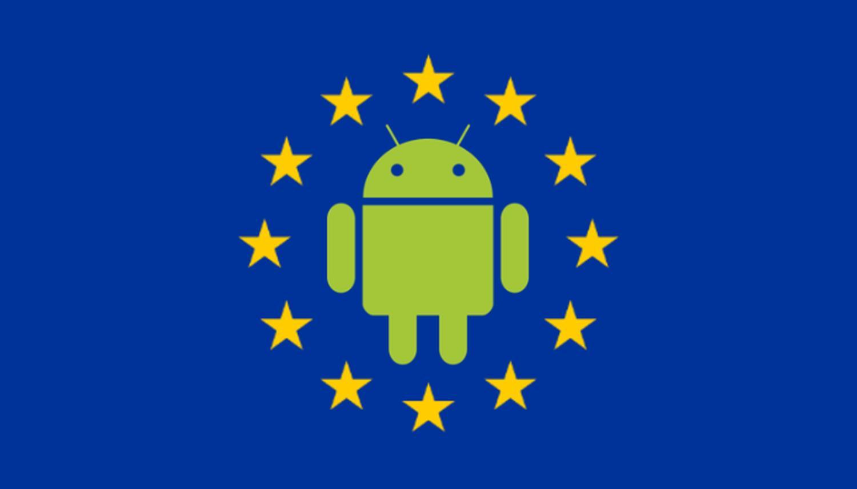 android eu logo
