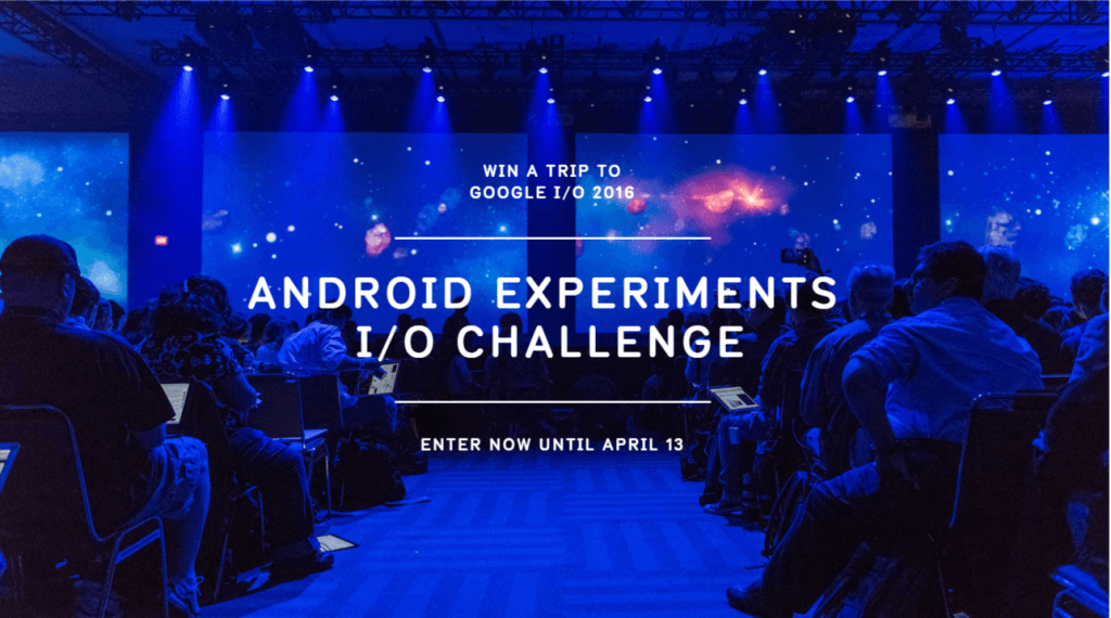 android experiments challenge