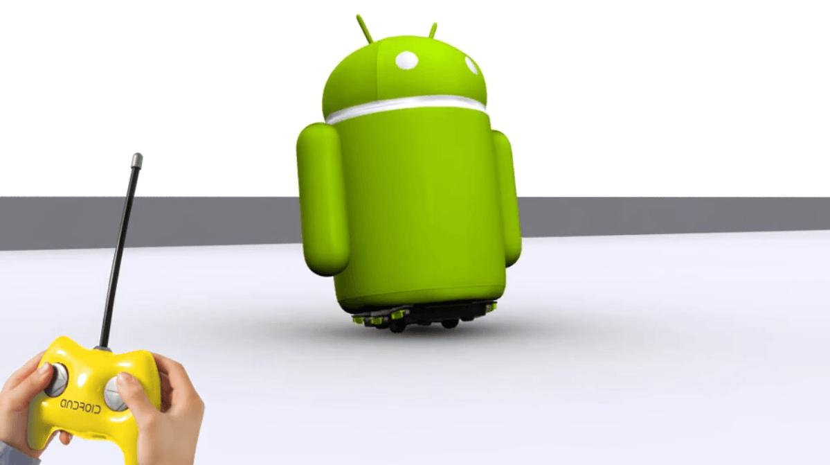 android ferngesteuert