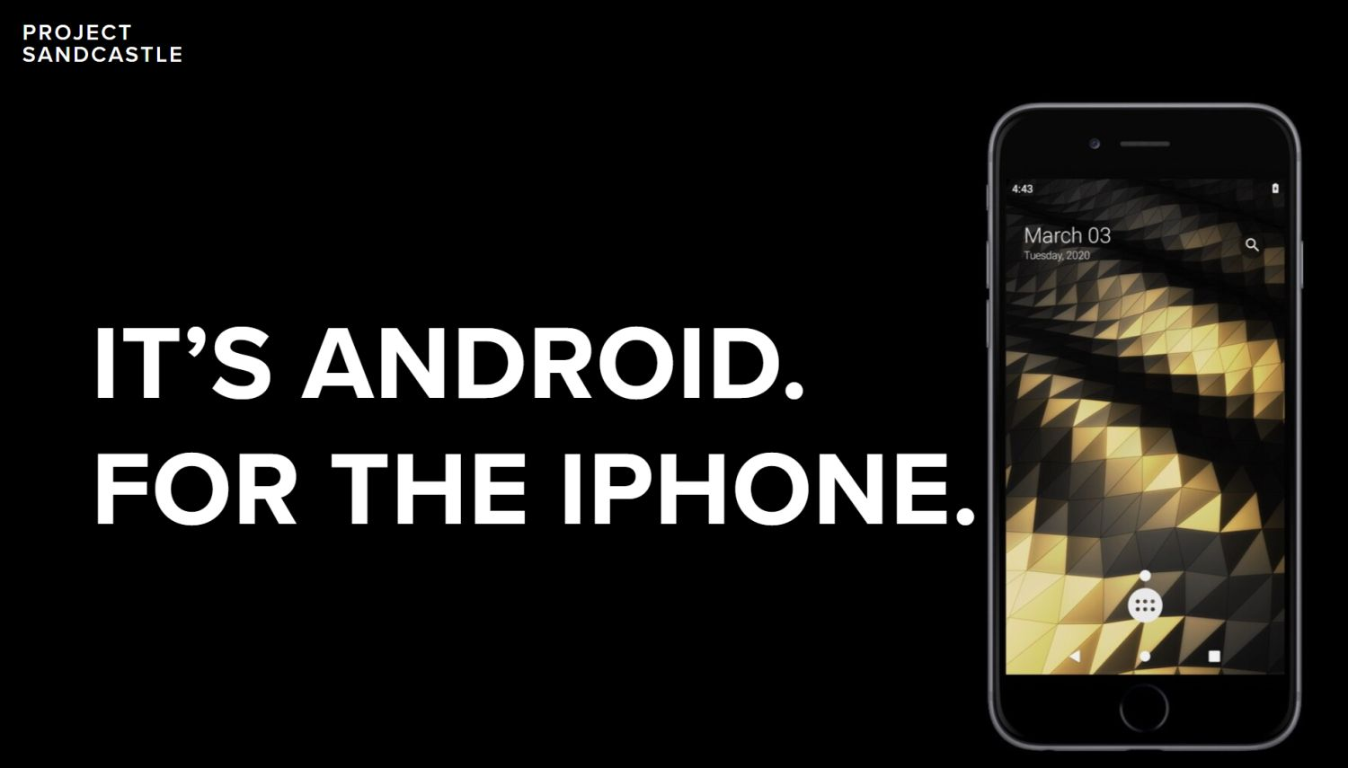 android for iphone