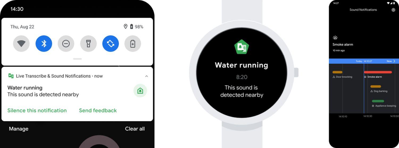android geräuschebenachrichtigungen screenshots