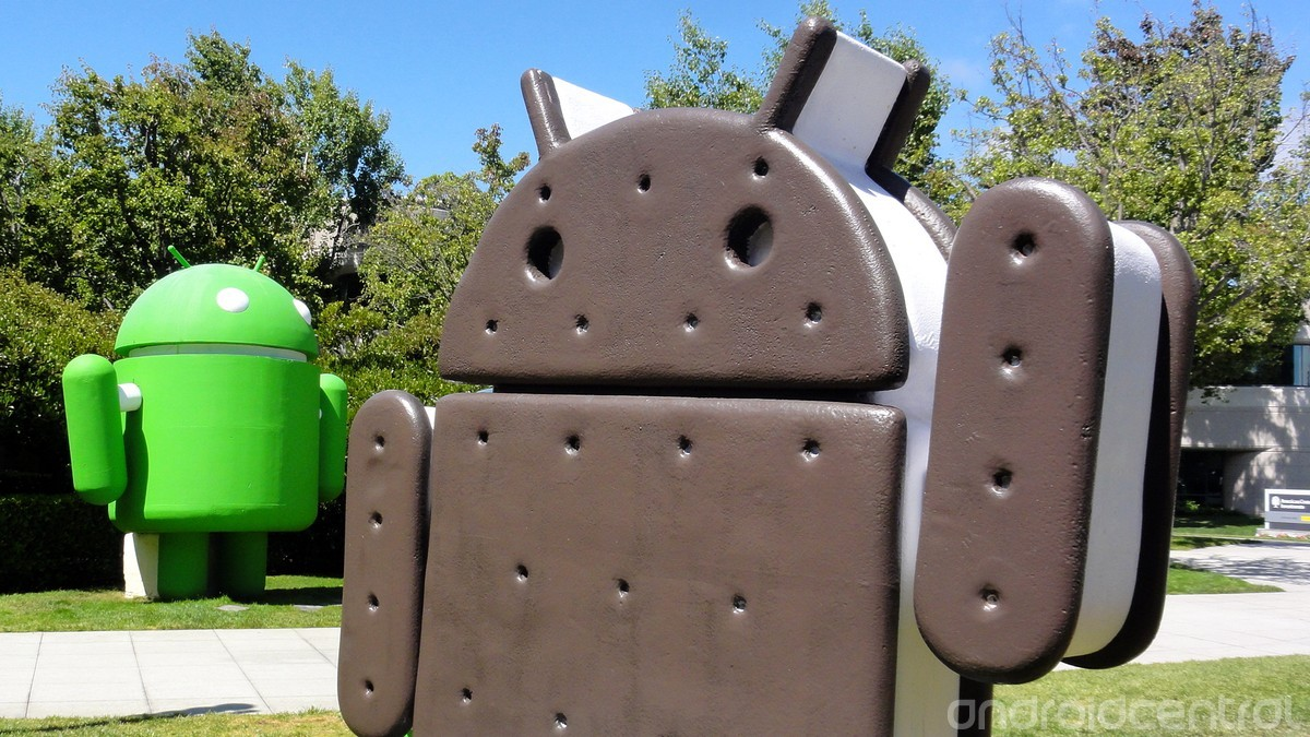 android ice cream sandwich figur