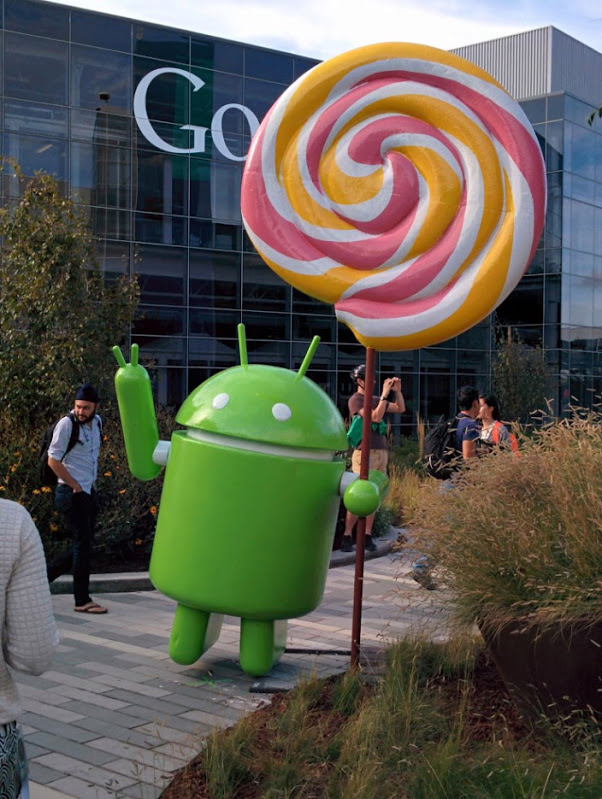 android lollipop figur