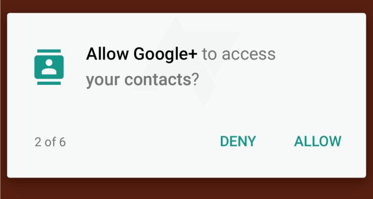 android m berechtigungen