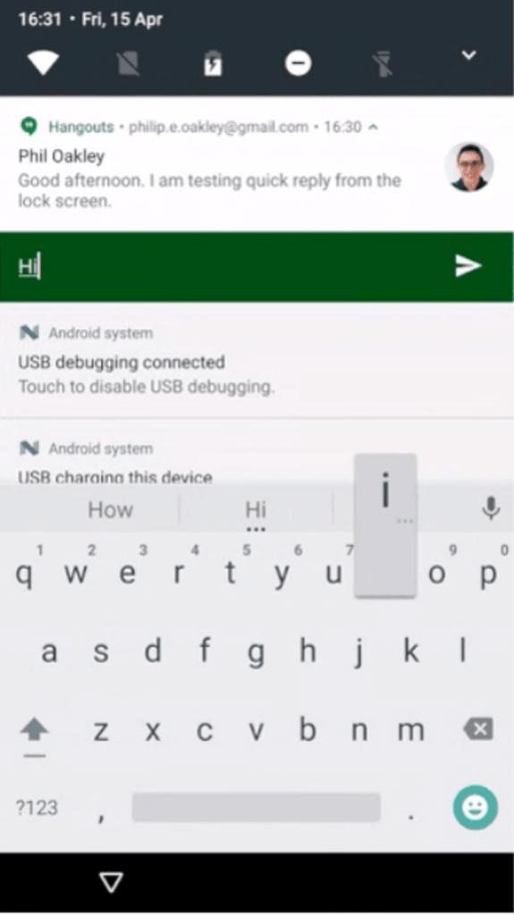 android n lock screen ani
