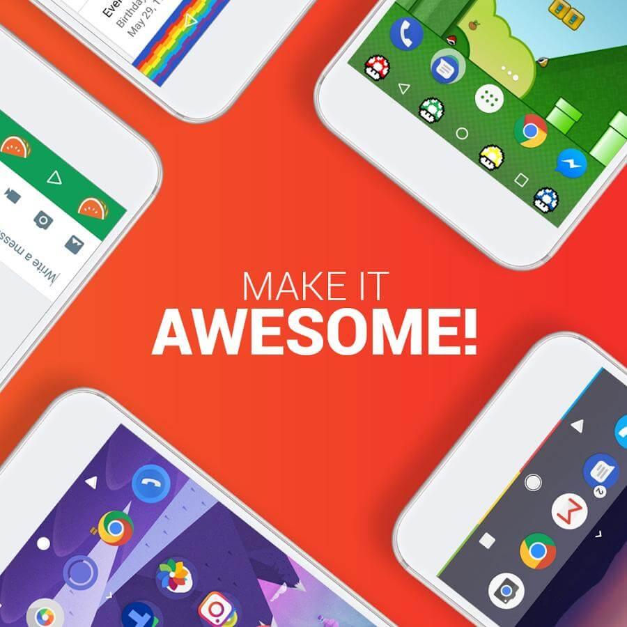 android navbar image