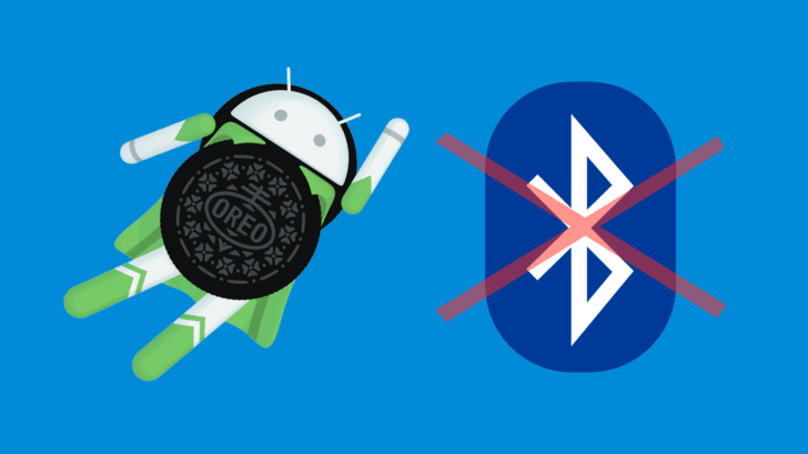 android oreo bluetooth