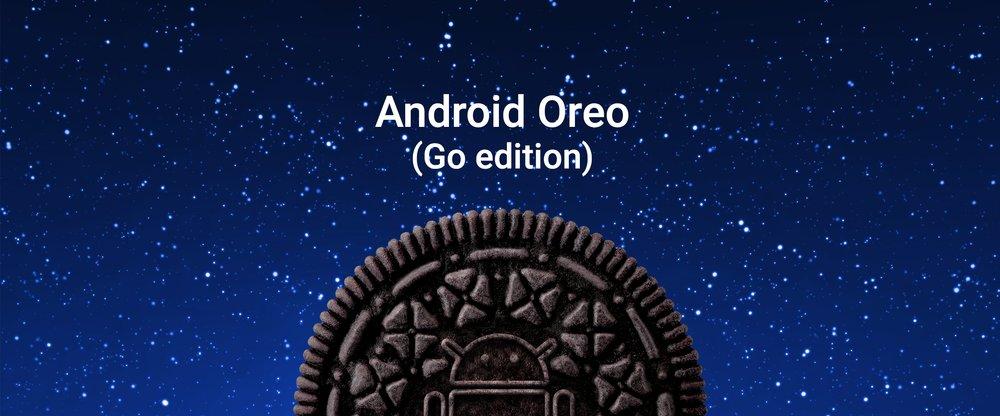 android oreo go logo